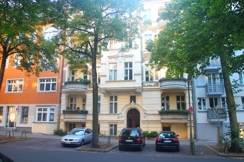 Appartementen in Berlijn
