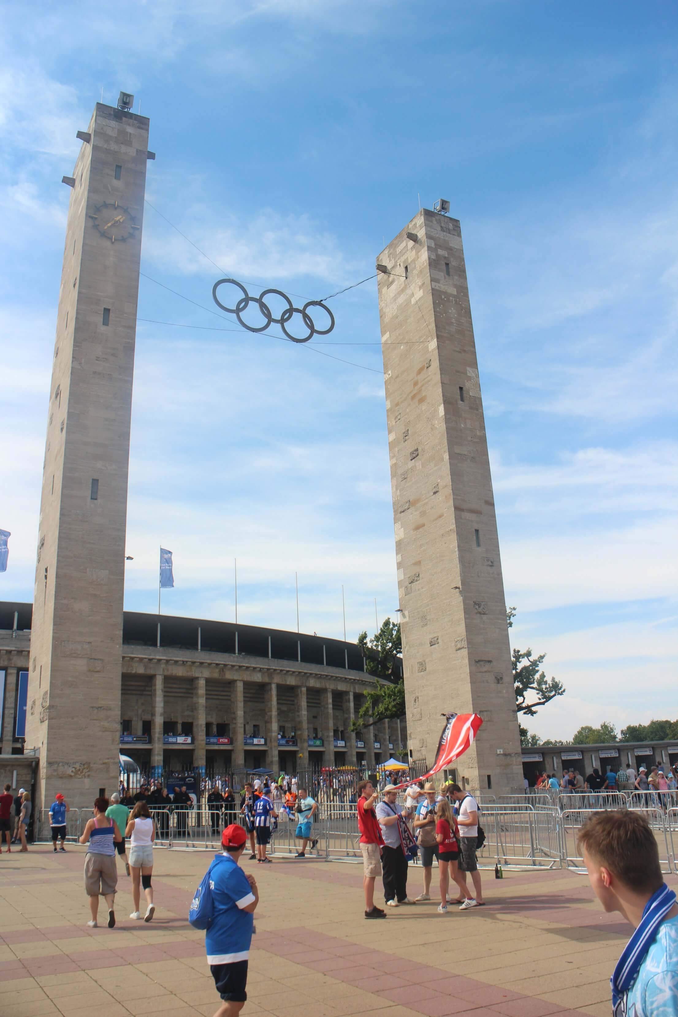 Olympiastadion Berlijn
