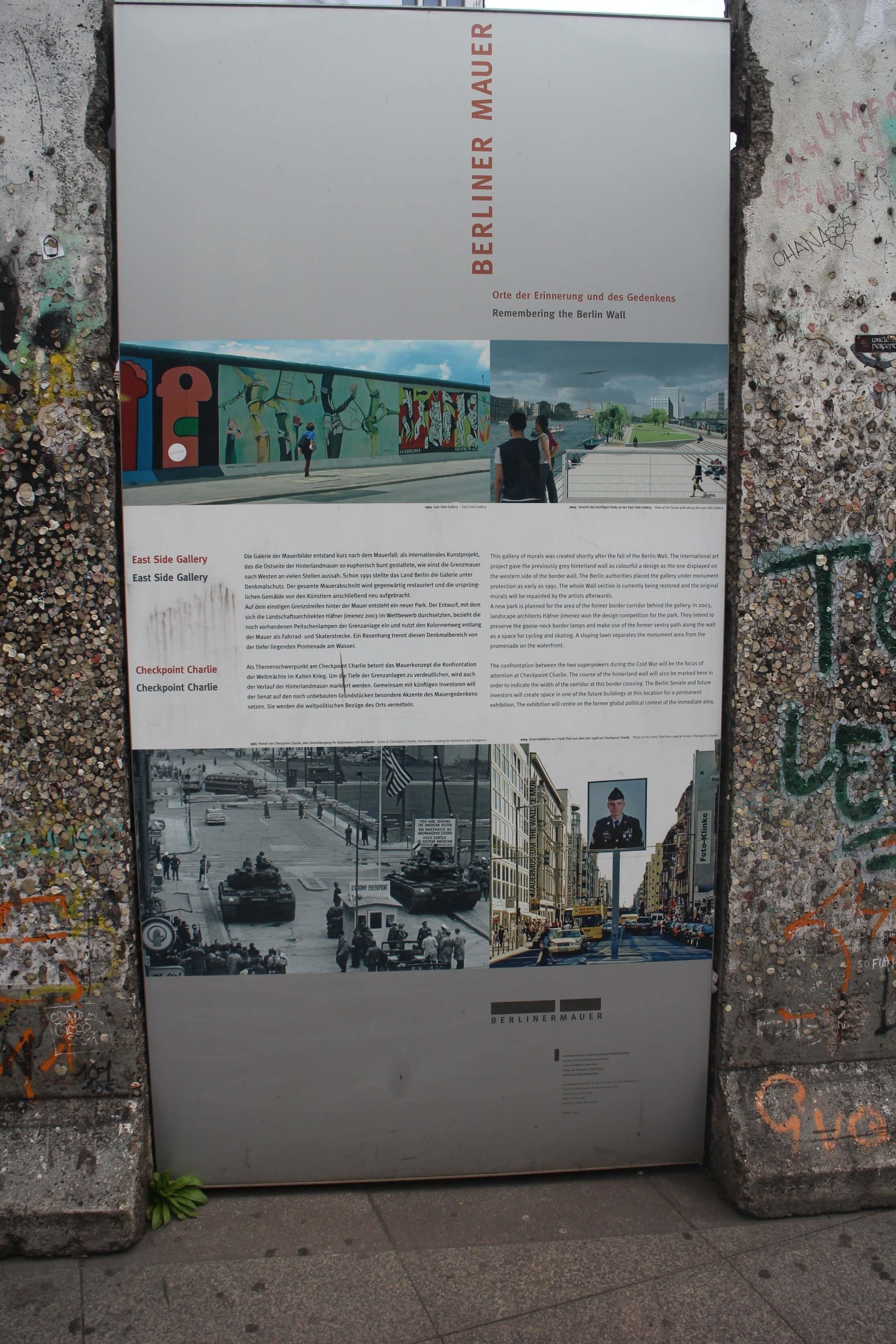 Geschiedenis van de Berlijnse Muur