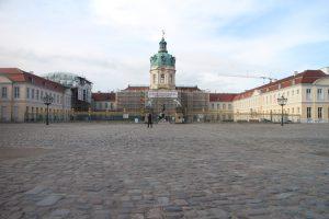 Bezienswaardigheid Slot Charlottenburg