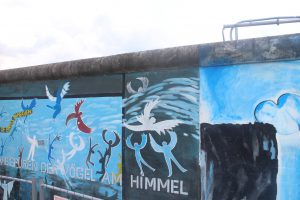 Muur East Side Gallery