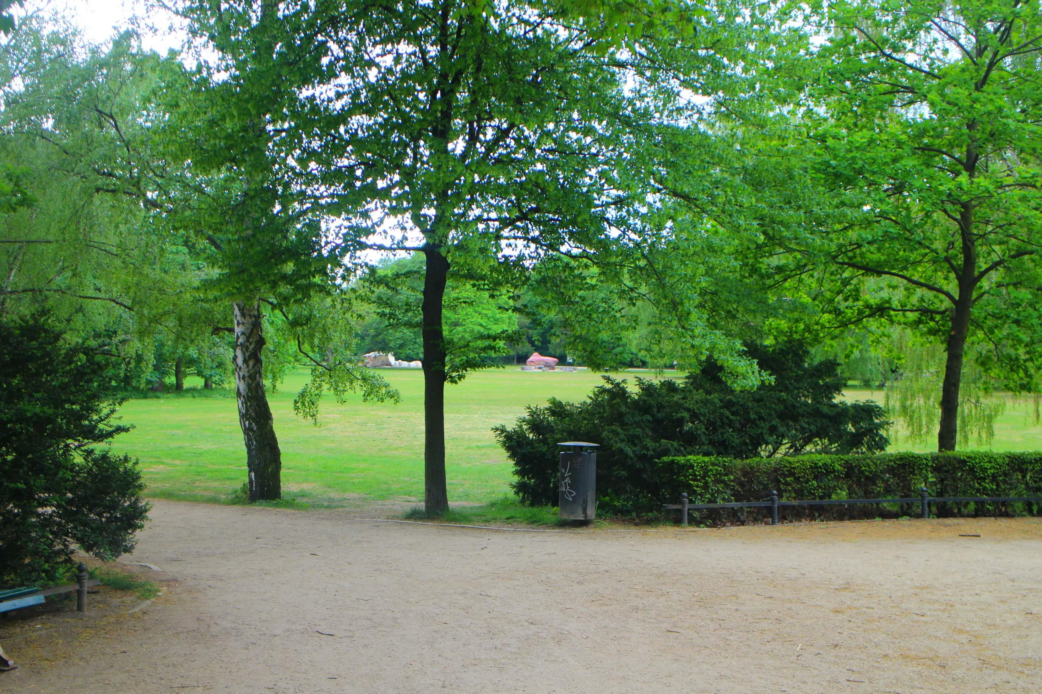 tiergarten-Großer Stern-Berlijn