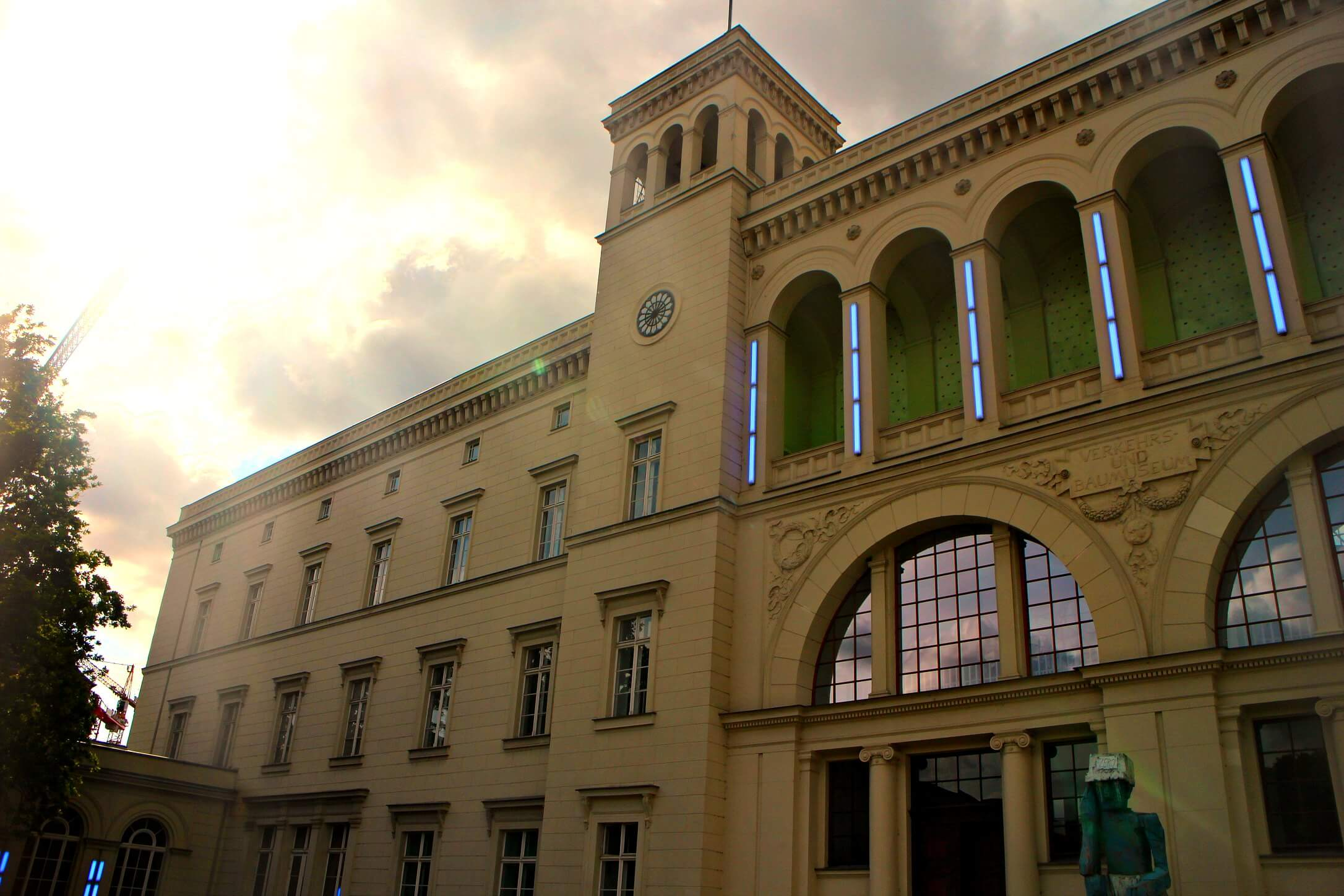 Hamburger Bahnhof station