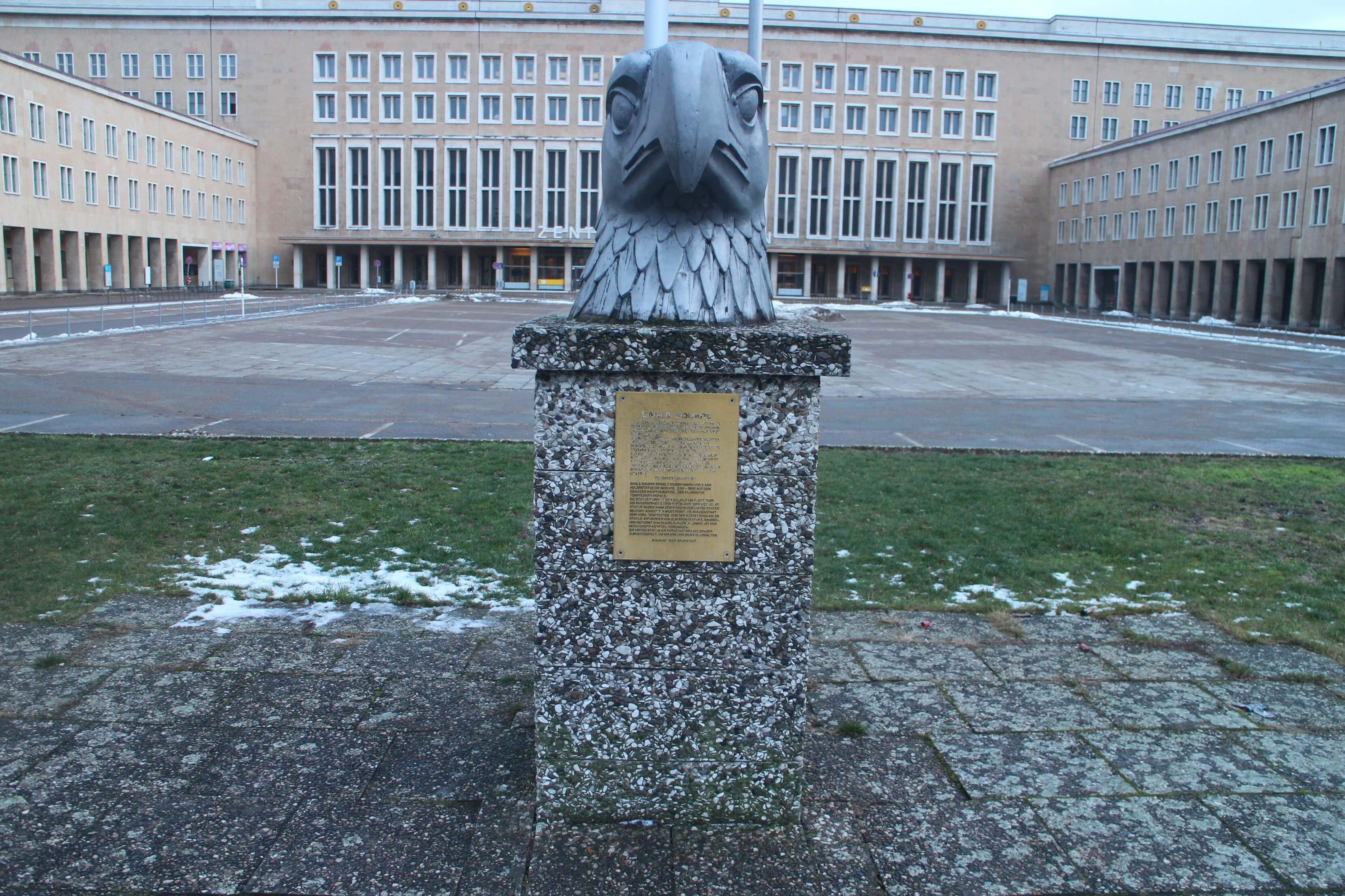 Luchthaven Berlijn Tempelhof