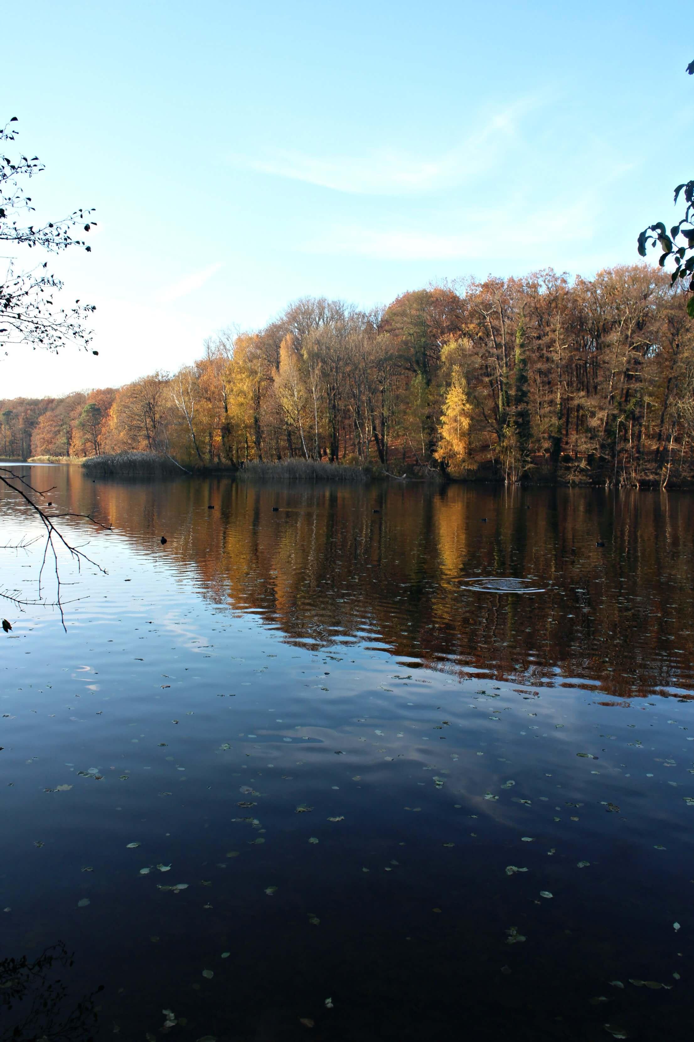 Het beroemdste meer in Berlijn
