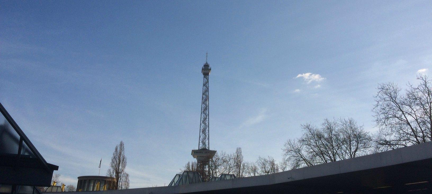 Funkturm Berlijn