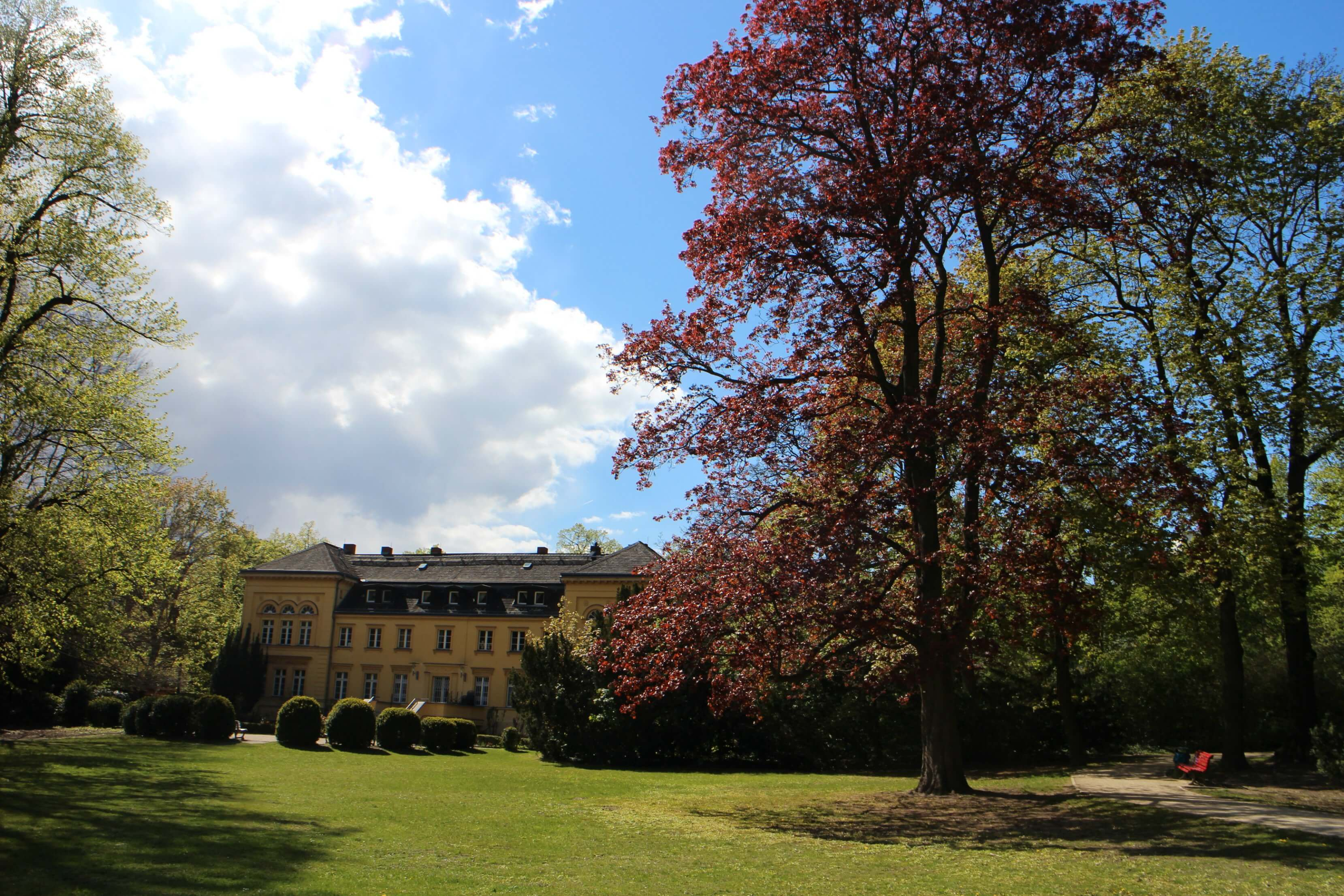 Schlosspark Lichterfelde