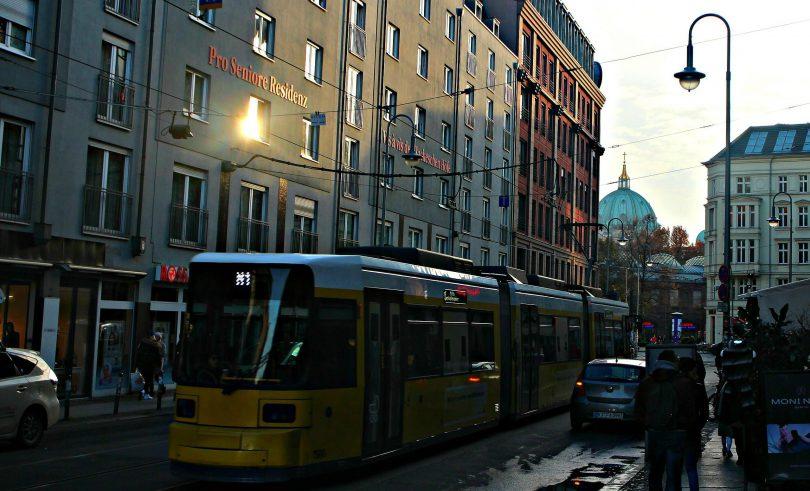 Centrum van Berlijn