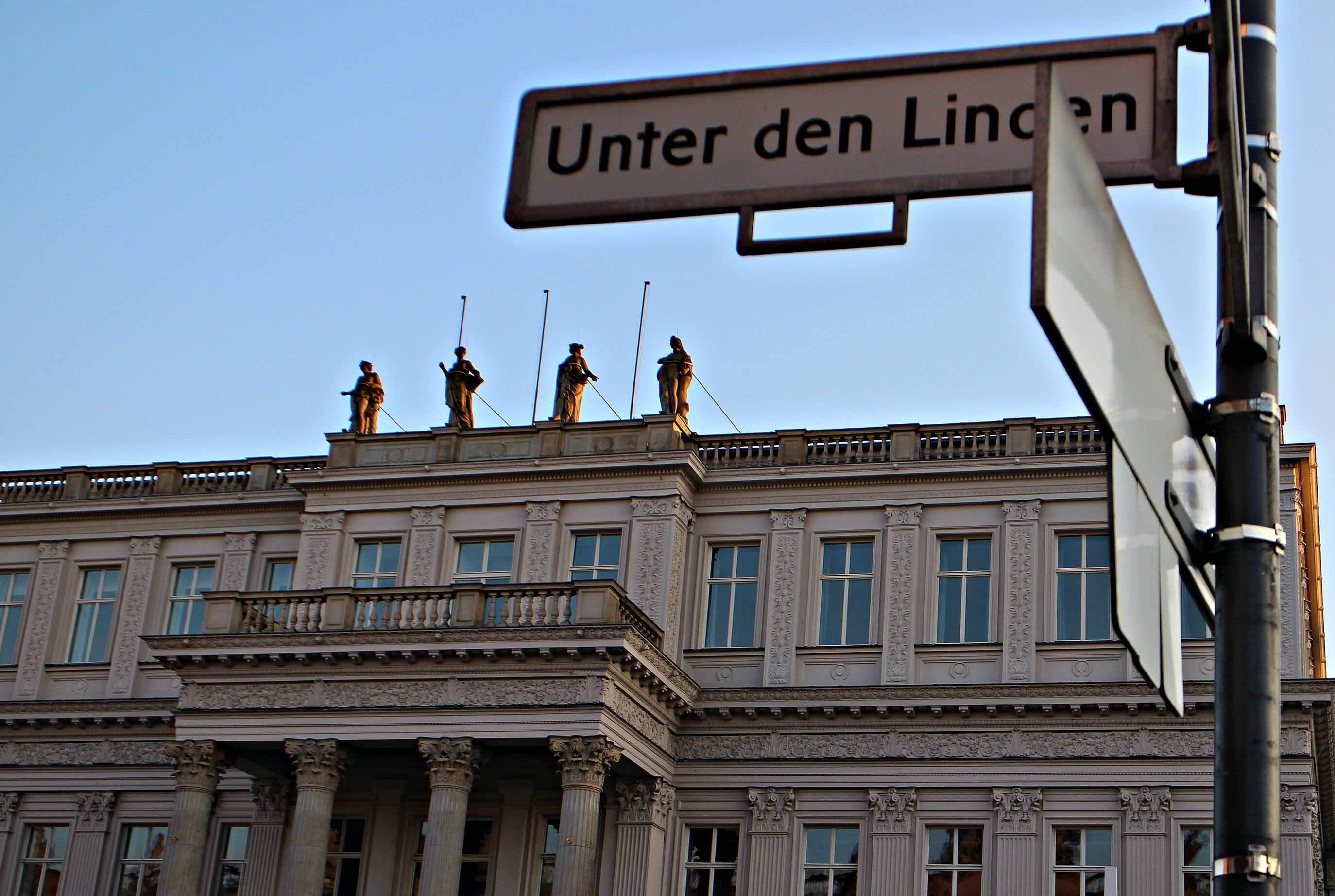 Unter den Linden Berlijn
