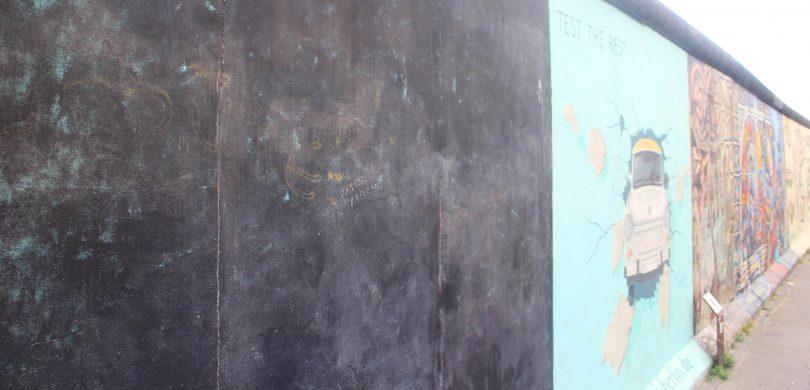 Bouw van de Berlijnse Muur