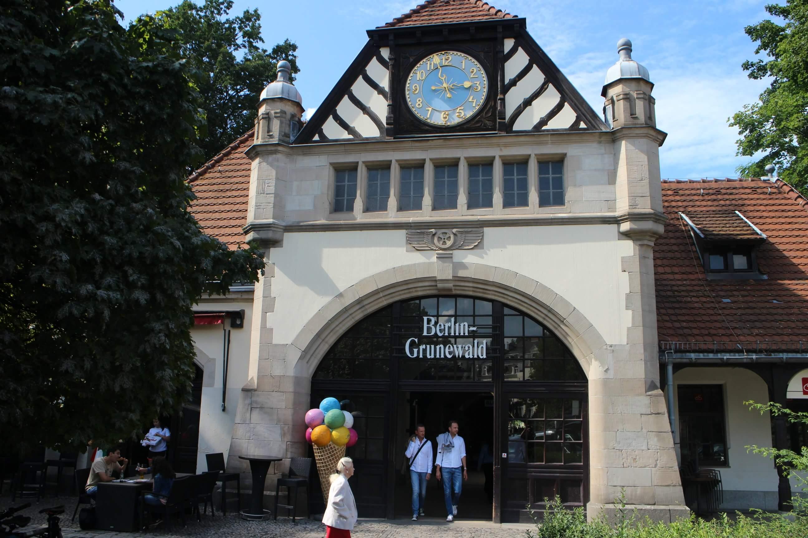 station Grunewald