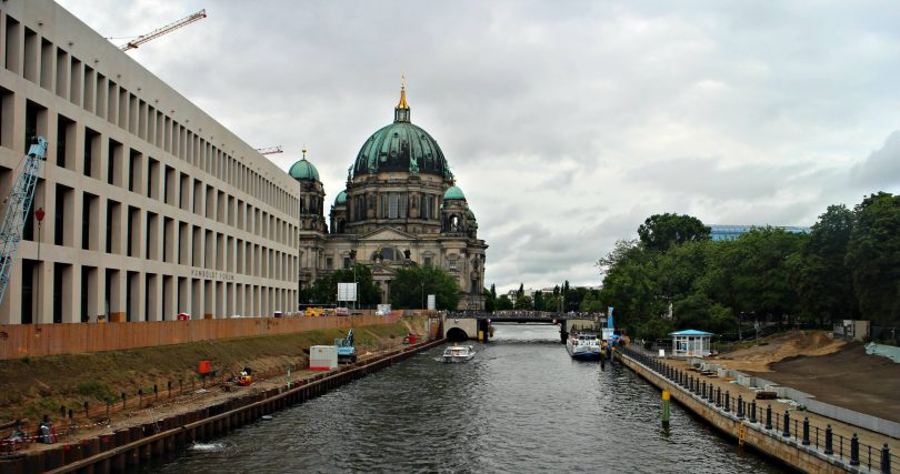 werken in Berlijn