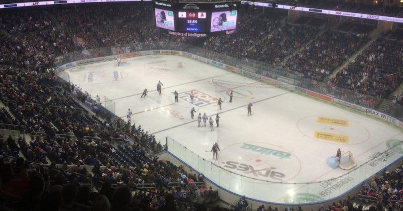 Ijshockey in Berlijn