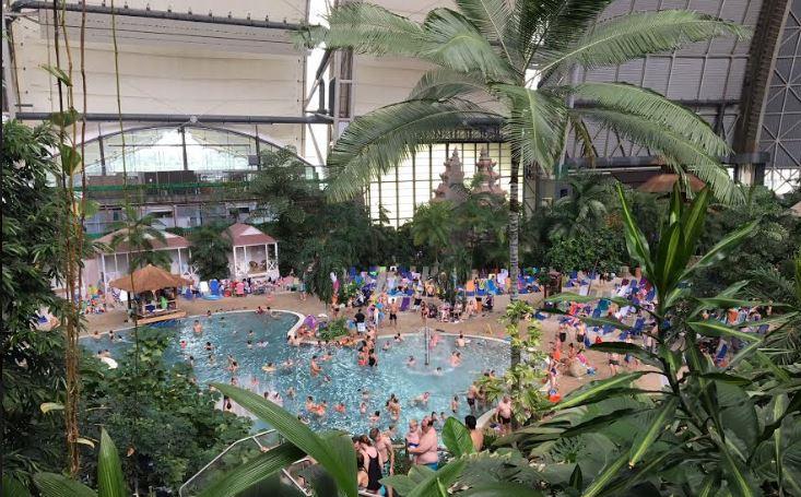 Tropical Island Zwemparadijs Berlijn