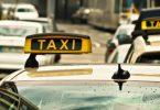 taxi in Berlijn