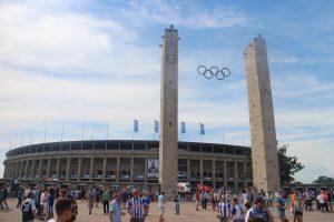 Olympiastadion Berlijn bezienswaardigheden