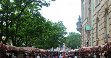 Markten in Berlijn