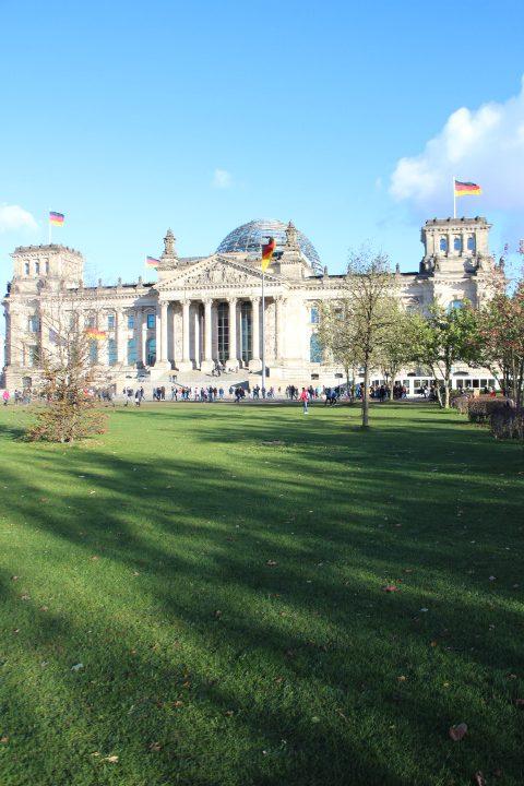 Parlementsgebouw Duitsland
