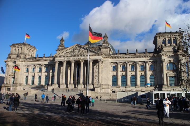 Rijksdag Berlijn