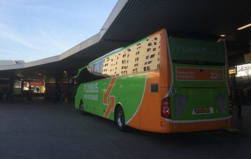 Bus naar Berlijn