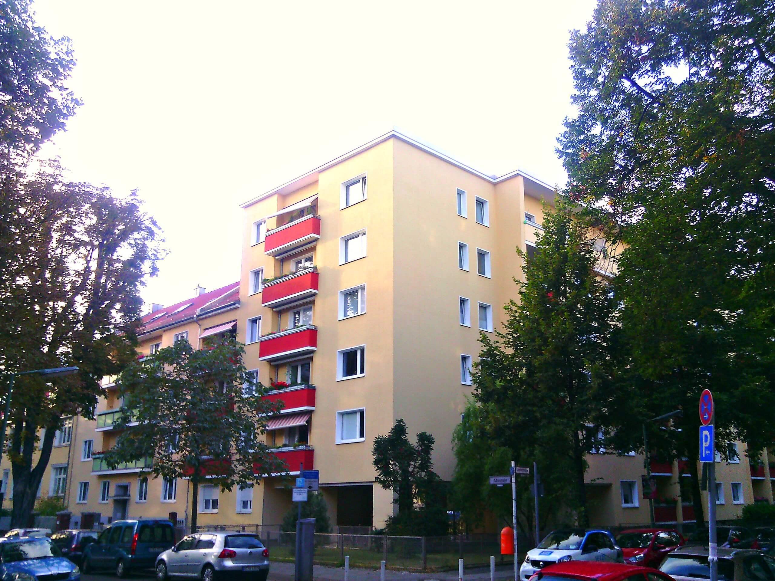 Appartement in Berlijn