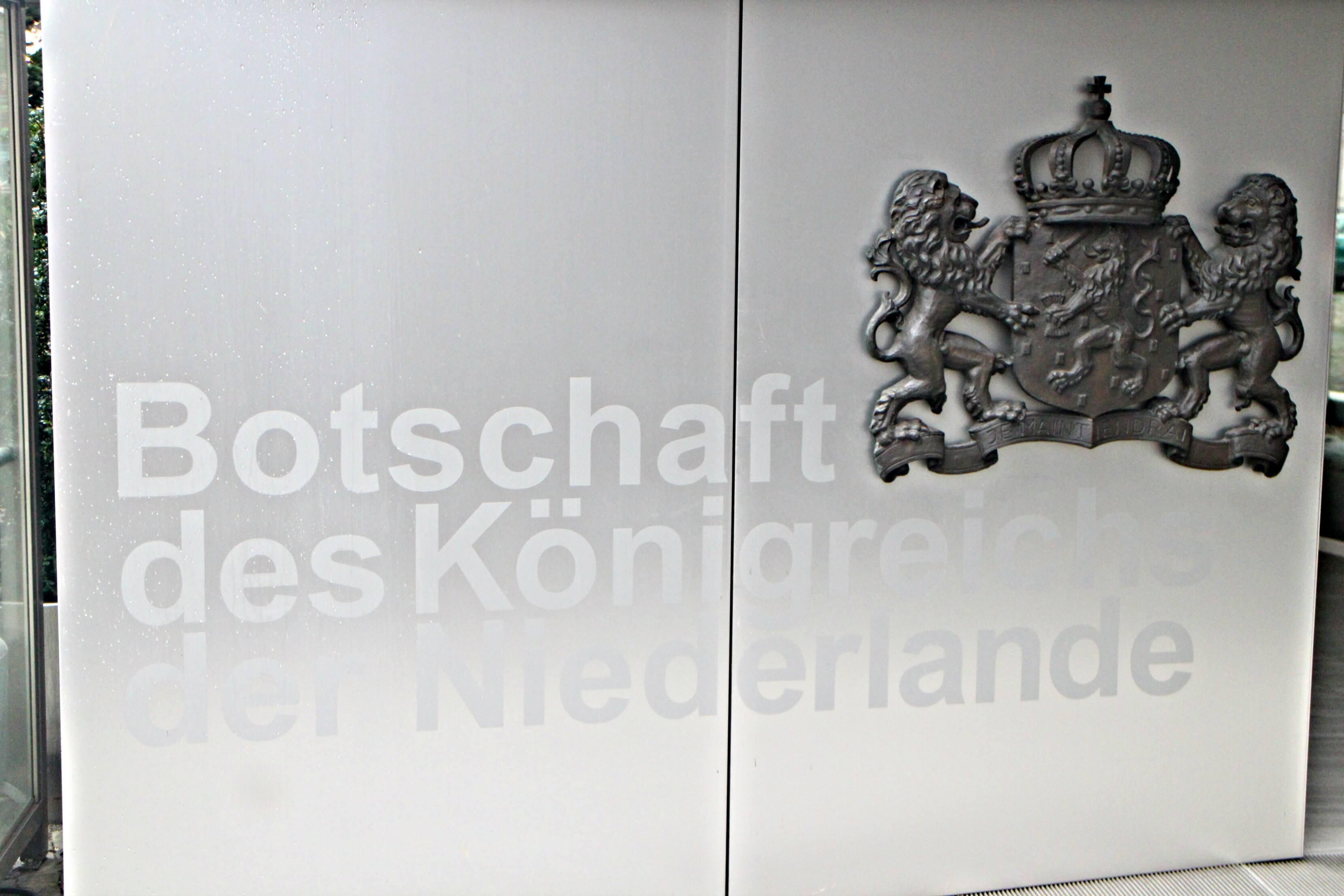 Ambassade van het Koninkrijk der Nederlanden in Berlijn