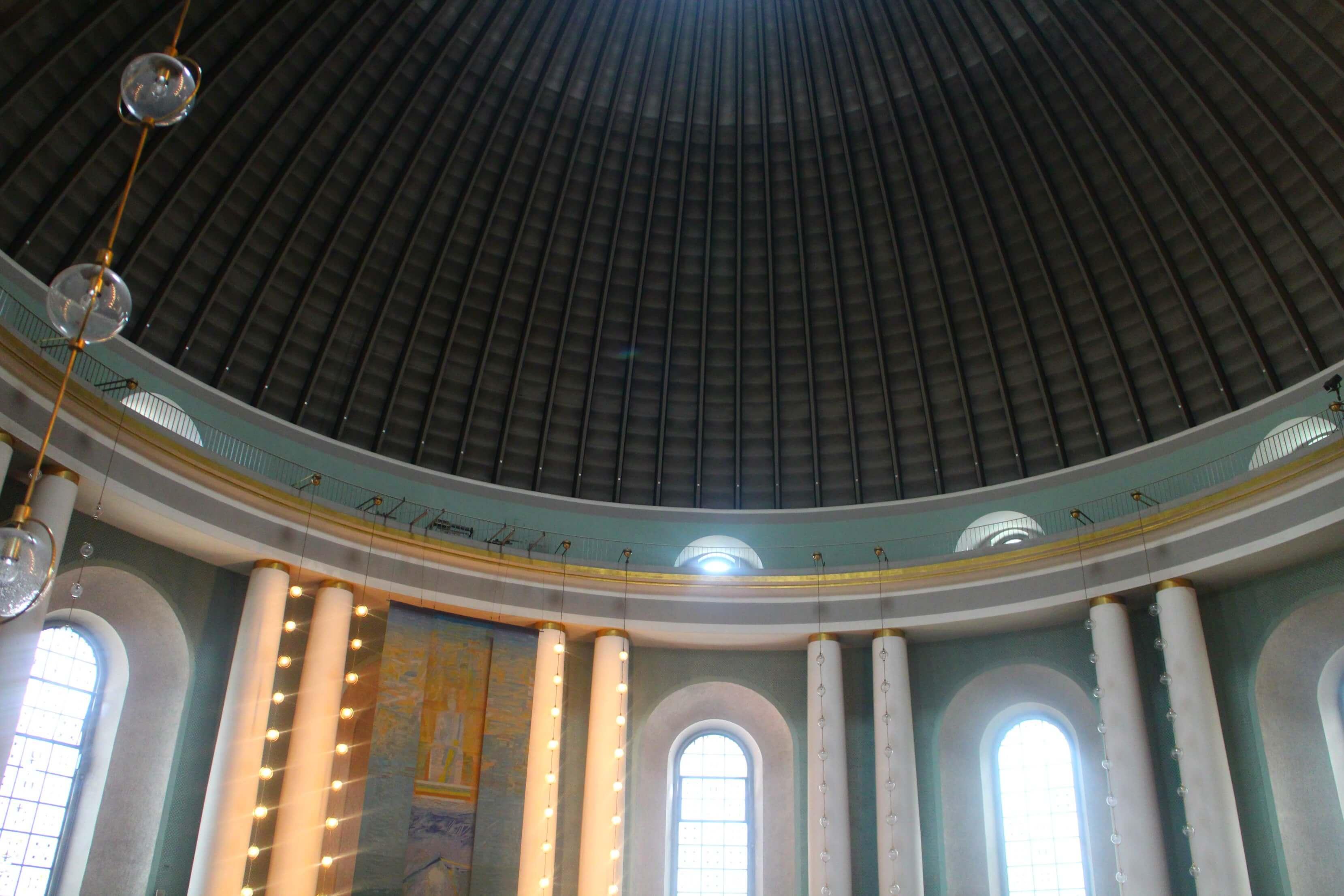 Sint-Hedwigskathedraal van binnen