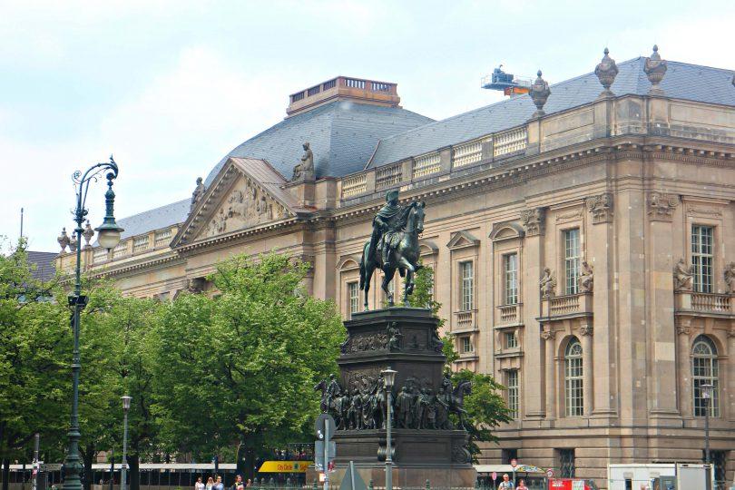Standbeeld van Frederik de Grote