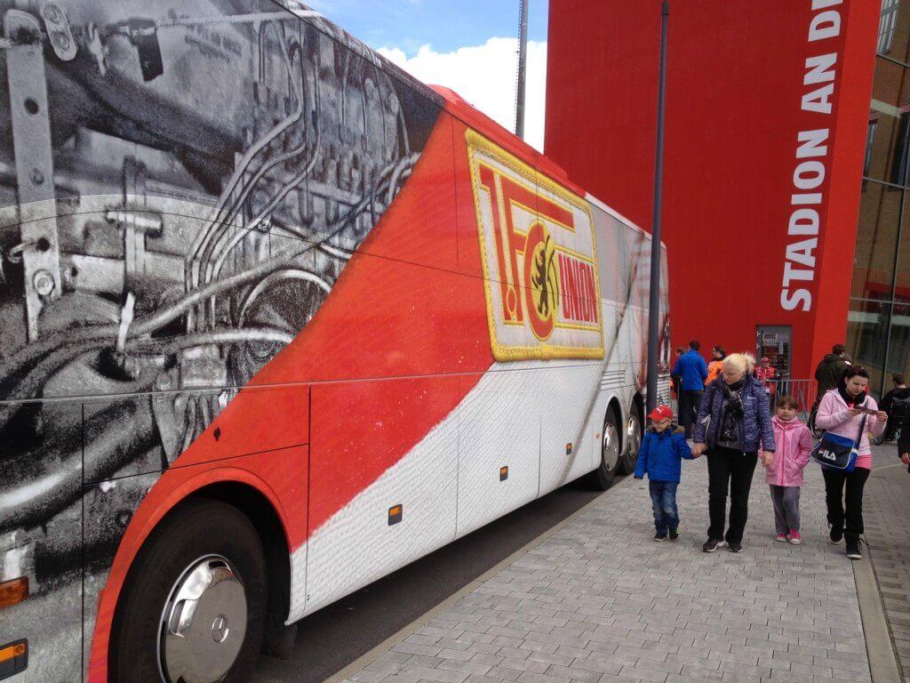 Union Berlin bezoeken