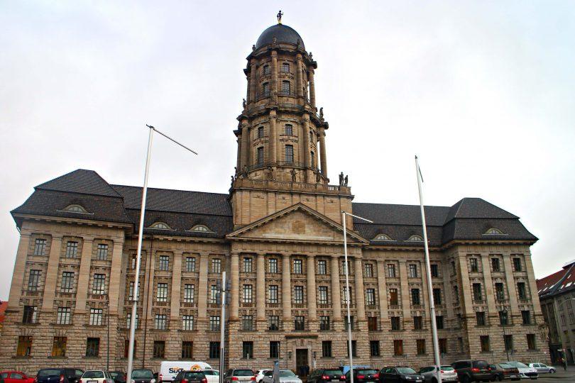 Altes Stadthaus