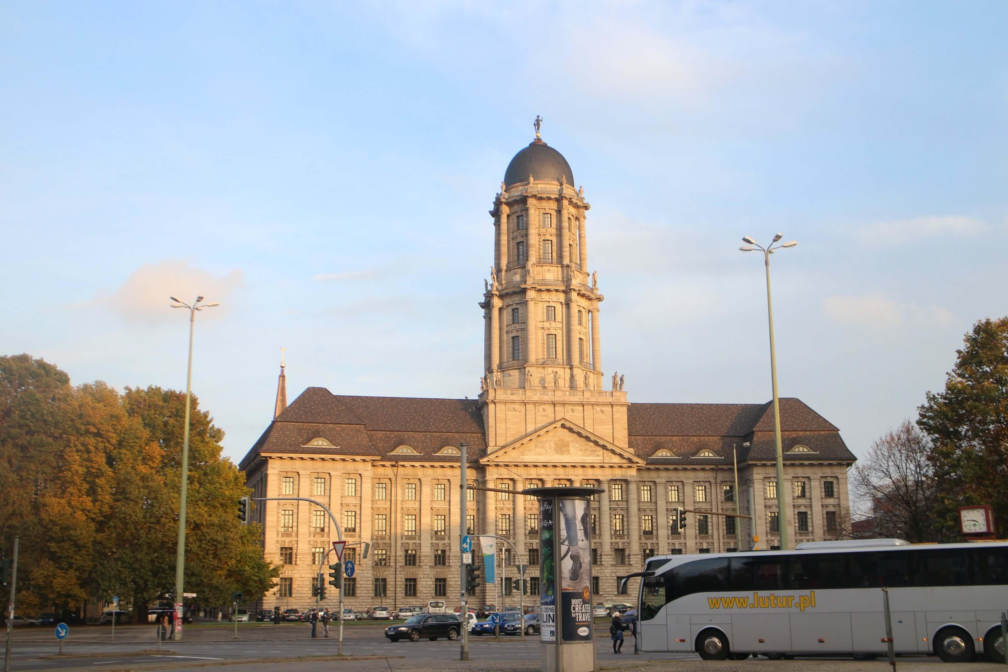 Altes Stadthaus Berlijn