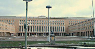 vliegveld Berlijn Tempelhof