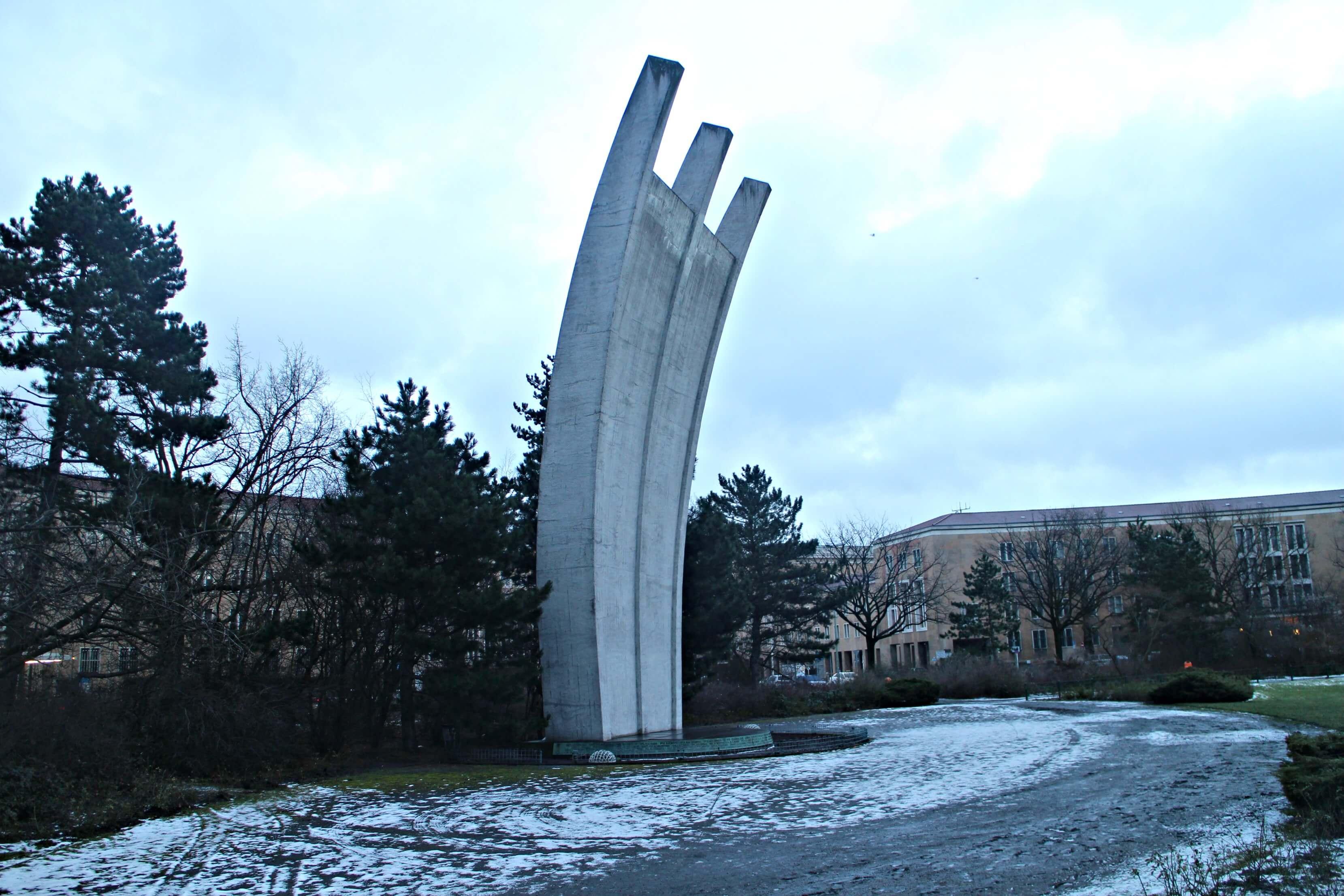 Monument blokkade van Berlijn