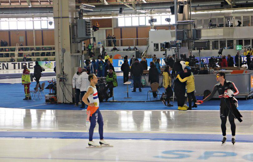 World Cup schaatsen Berlijn