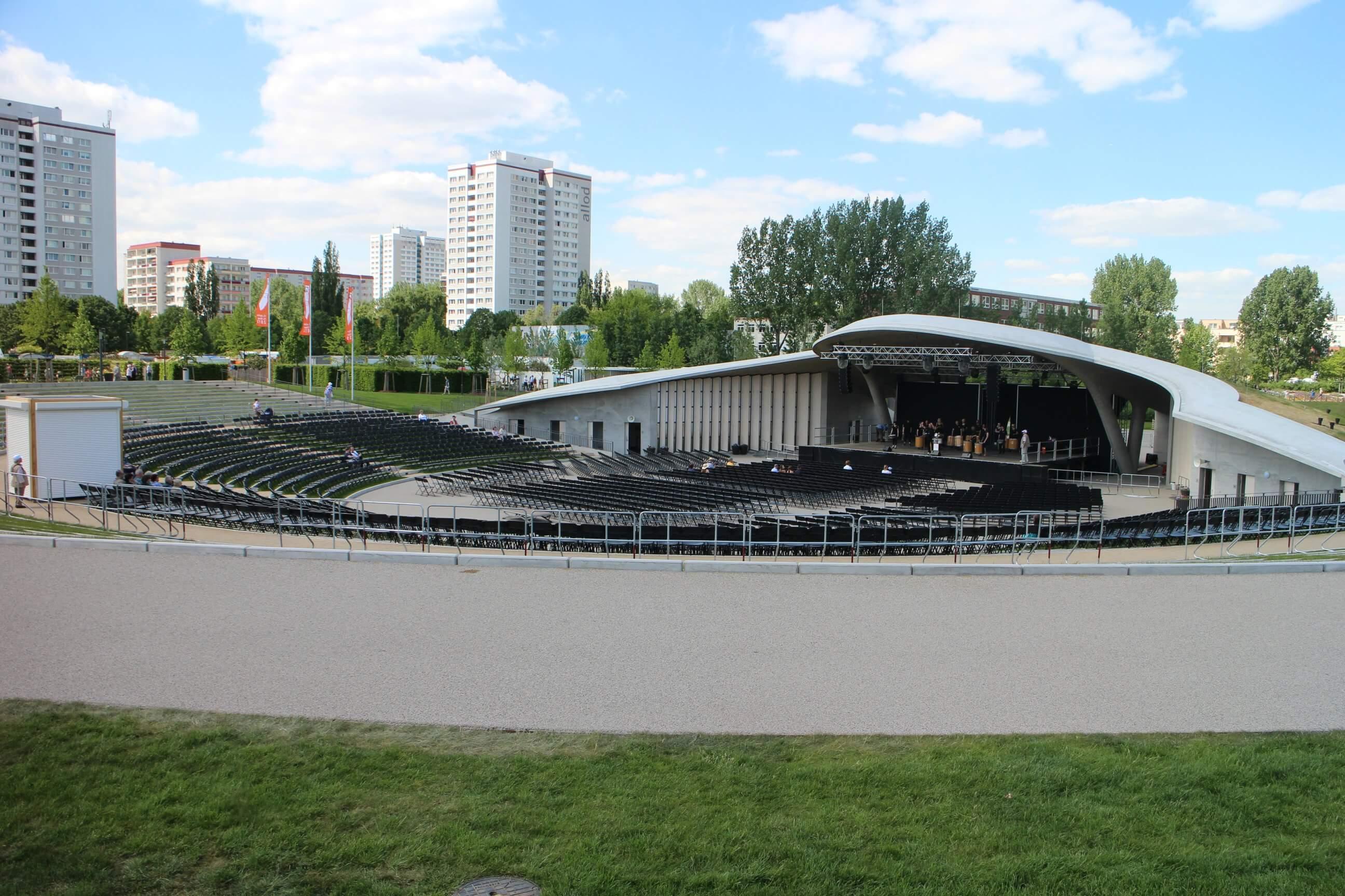 Arena openluchttheater Berlijn