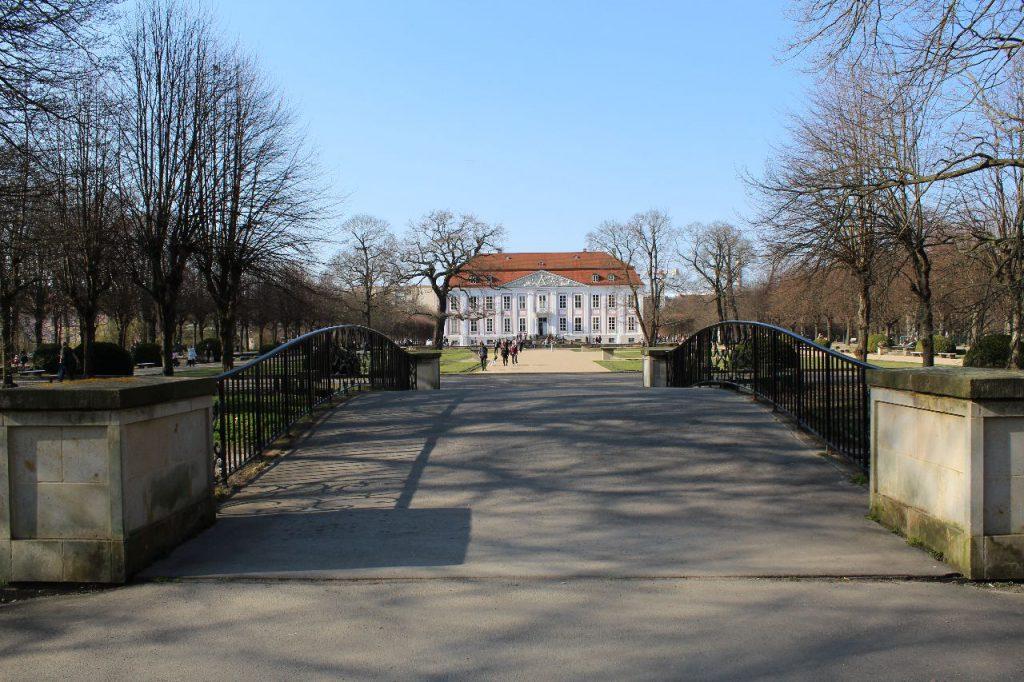 Park Friedrichsfelde Berlijn